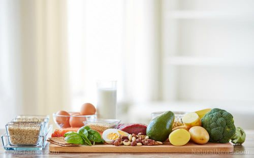Keep your eyesight healthy well beyond your sunset years with the Mediterranean diet