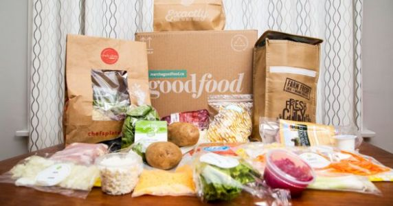 Study Finds Meal Kits Have A Smaller Carbon Footprint Than Grocery Shopping