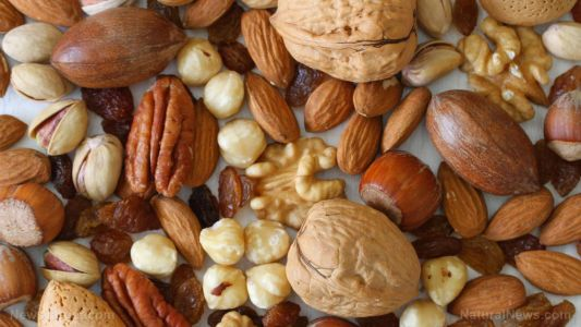 A serving of walnuts each day boosts male libido