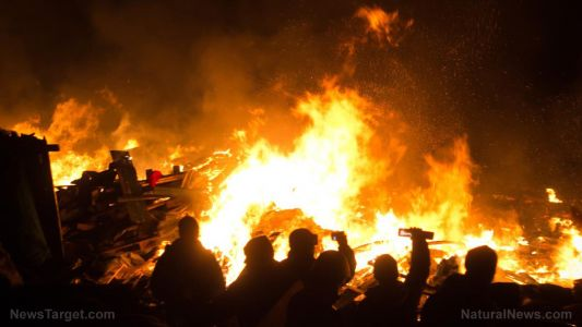 """""""Regular attendee"""" of anti-police demonstrations in Seattle arrested for arson"""