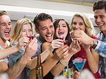 Intoxication brings strangers physically closer, study finds