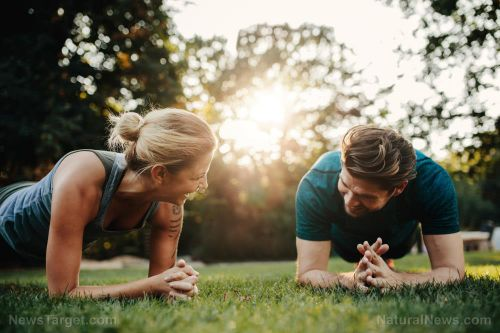 Exercise is the universal medicine for almost anything that ails us