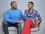 MICHELLE GRIFFITH-ROBINSON: Making my husband read a book on the menopause saved our love life