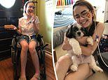 Rose Kelble's chronic illnesses stop her from being able to digest food