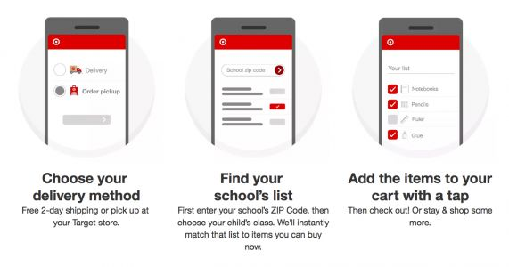 Target's Now Making School Supply Shopping Easy As Hell
