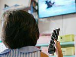 Toddlers who watch three hours of TV a day exercise less than their peers by the age of five