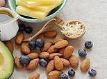 A daily handful of nuts slashes heart attack risk by 33%