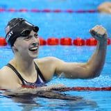 How Swimming Sensation Katie Ledecky Is Gearing Up For a 3rd Olympic Games