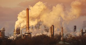 Air pollution exposure associated with elevated BP in children, adolescents