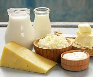 Dairy Consumption May Reduce Heart Disease, Death Risk