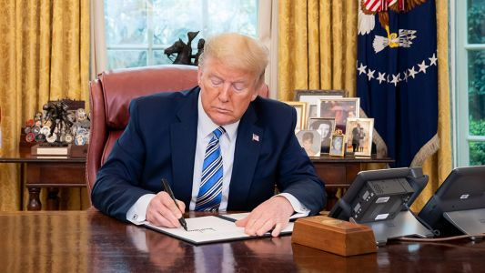 President Trump announces new 1776 Commission to promote patriotic education in nation's schools