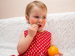 Heavier babies are more likely to have food allergies and eczema, study claims