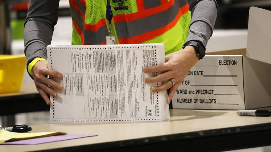 DATA EXPERT: 200,000 Pennsylvania ballots were modified after election - a sampling of 100,000 Arizona ballots show 'material amount' aren't even real people