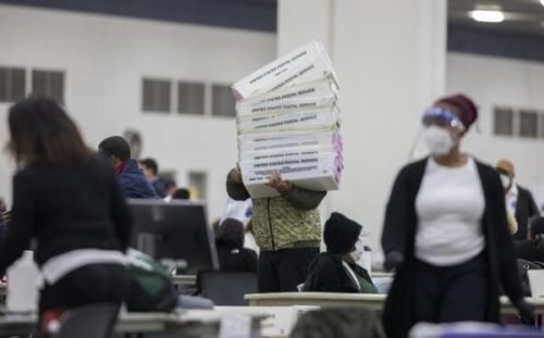 Two Georgia poll workers fired for becoming whistleblowers
