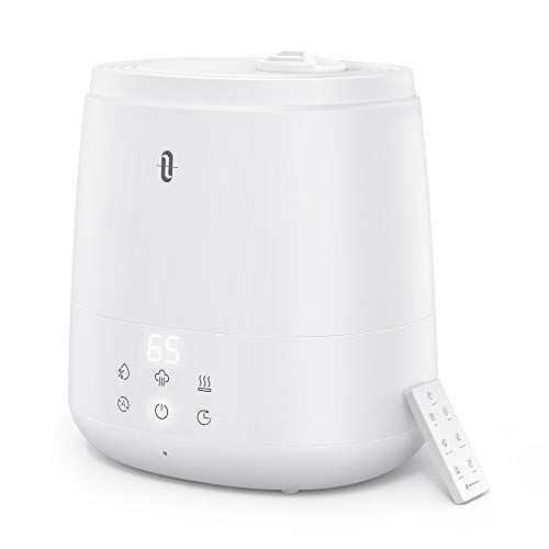This Humidifier Has Near-Perfect Ratings On Amazon, And It's Saving My Dry AF Skin This Fall