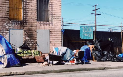 Many Of The Nation's Homeless Are Families And Children