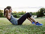60% of US adults don't do ANY muscle-strengthening exercises