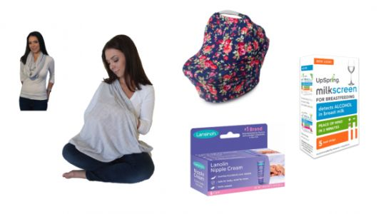 The Top 10 Must-Have Items For Every Breastfeeding Mom