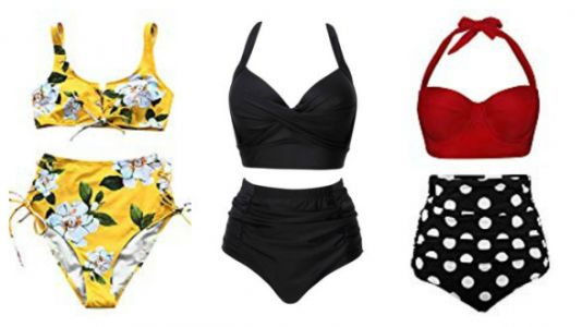 11 High-Waisted Swimsuits We're In Love With