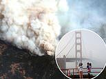 Toxic smoke and ash from West Coast wildfires could make people more susceptible to coronavirus