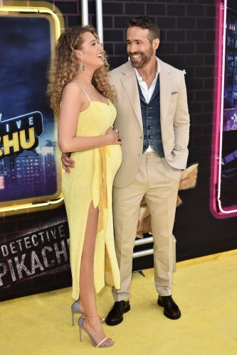 Blake Lively And Ryan Reynolds Reveal Their New Baby In The Sneakiest Way