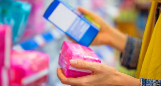 Study: Many Poor Women Can't Afford Tampons, Pads