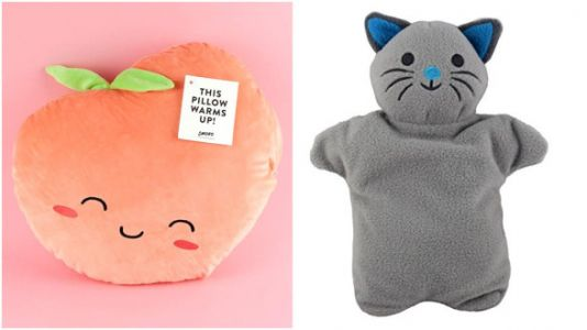 These Adorable Heating Pads Will Soothe All Your Aches And Pains