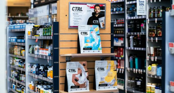 The Vitamin Shoppe inks deal with CTRL as gaming goes mainstream