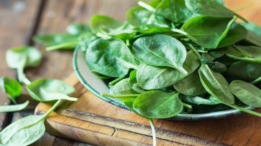 The evidence is undeniable: Green leafy vegetables take the prize when it comes to protecting eye health