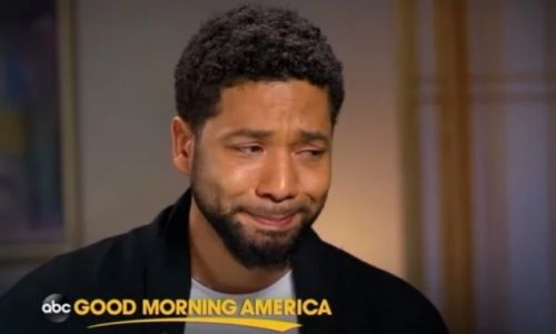 """PREDICTION: Jussie Smollett will confess, then blame """"racist America"""" for driving him to fake his own hate crime, TRIPLING down on being the """"victim"""""""
