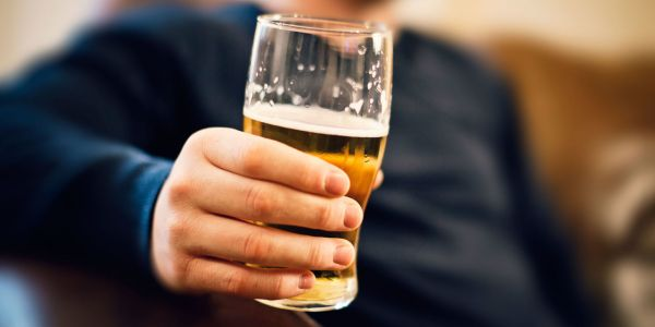 Drinking too much causes an imbalance of bacteria in your mouth and increases your risk of cancer