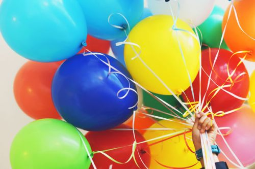 Reconsider Those Helium Balloons For Your Kids