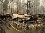 Norovirus outbreak in wildfire shelter: Officials forced to quarantine vomiting evacuees