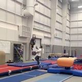 Simone Biles Can't Stop, Won't Stop Defying the Laws of Gravity With a New Tumbling Pass