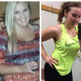 Ever Heard of Eating 80/20? It's What Helped Courtney Lose 50 Pounds