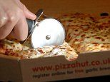 Pizza and pies 'must shrink' to tackle Britain's obesity crisis
