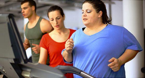 Even the 'Still Overweight' Benefit from Exercise