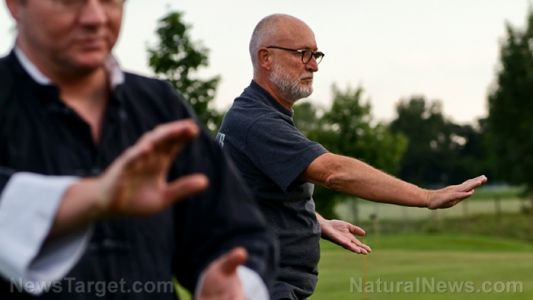 Positive outcomes of qigong training in women: Reduced inflammation, increased gene expression