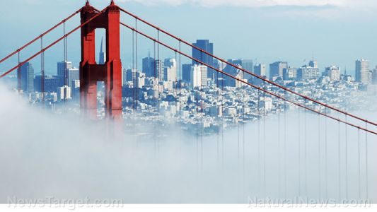 Big Pharma giants meet in San Francisco and are stunned at the total collapse of society they've helped create