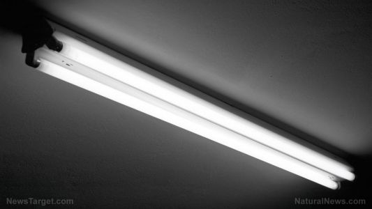 It's time to turn off the lights: Is fluorescent lighting linked to increased inflammation?