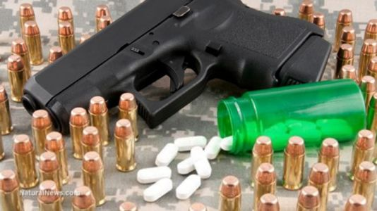 """Was the Virginia Beach """"shooter"""" taking psych meds? Anti-depressants make males MORE AGGRESSIVE after a period of time"""