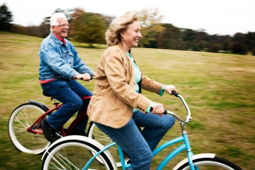 Launching Exercise Routines at 65+ and 70+ Benefits Health