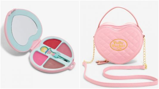 Hot Topic Released A Polly Pocket Collection - It's A 90's Dream Come True