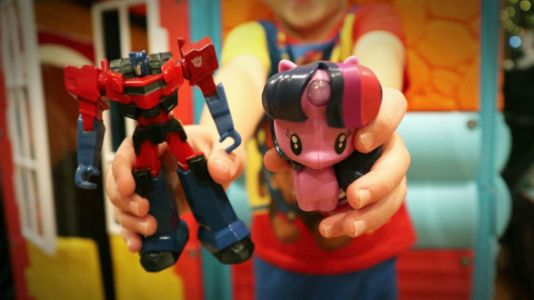 Dear Fast Food Industry: Enough With The Boy/Girl Toys