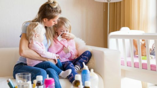 Here's How You Survive Freaking Cold And Flu Season