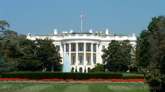 Marxist-planned '50-day siege' at White House, set to begin yesterday, fizzles with empty park
