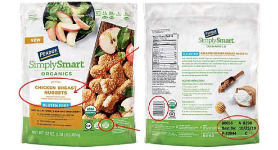 Perdue Chicken Nuggets Recalled For Wood Particles
