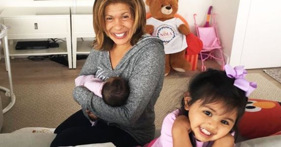 Hoda Kotb Announces Adoption Of 2nd Baby Girl In Sweet Instagram Post
