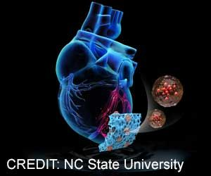 'Off-the-shelf' artificial cardiac patch improves heart attack recovery in rat and pig models