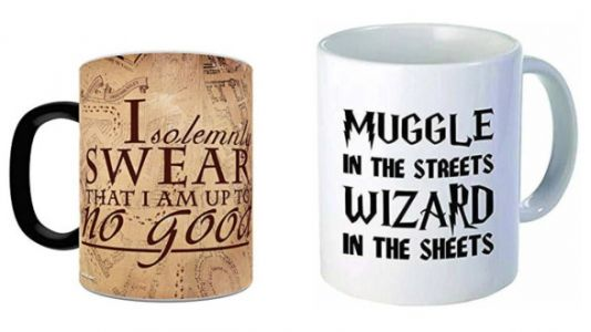You're Going To Want All Of These Ridiculously Magical Harry Potter Mugs